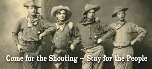 come for the shooting - stay for the people